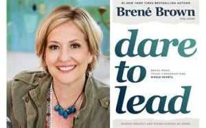 Dare to Lead by Brene Brown